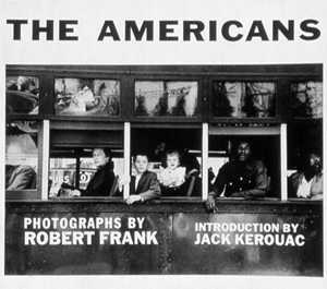 Cover. The Americans. 1958/9. Robert Frank
